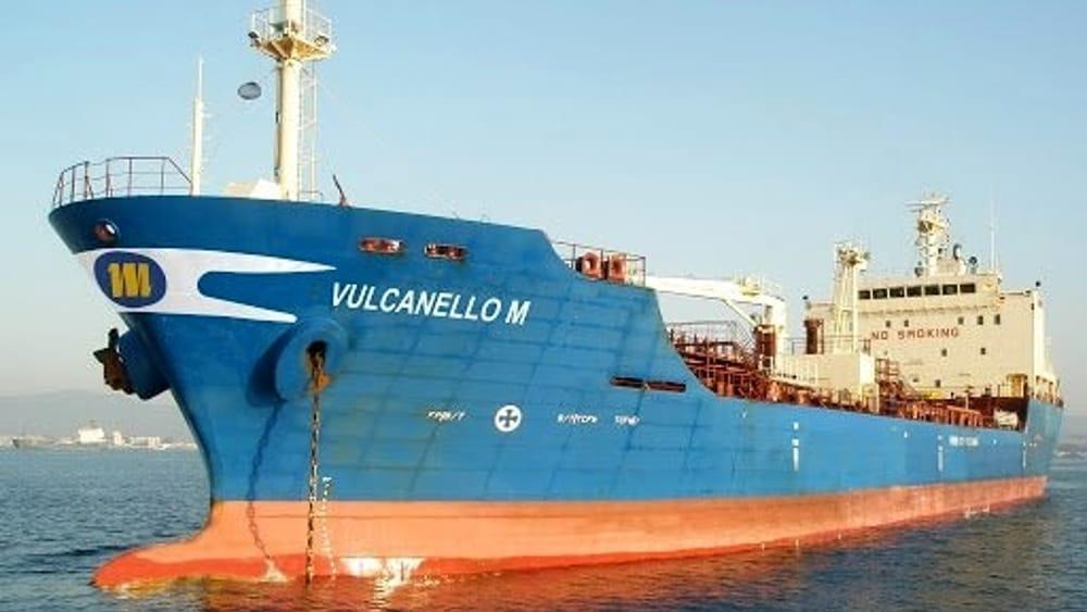 Il giallo del peschereccio affondato, scoperte tracce di vernice sul rostro della Vulcanello