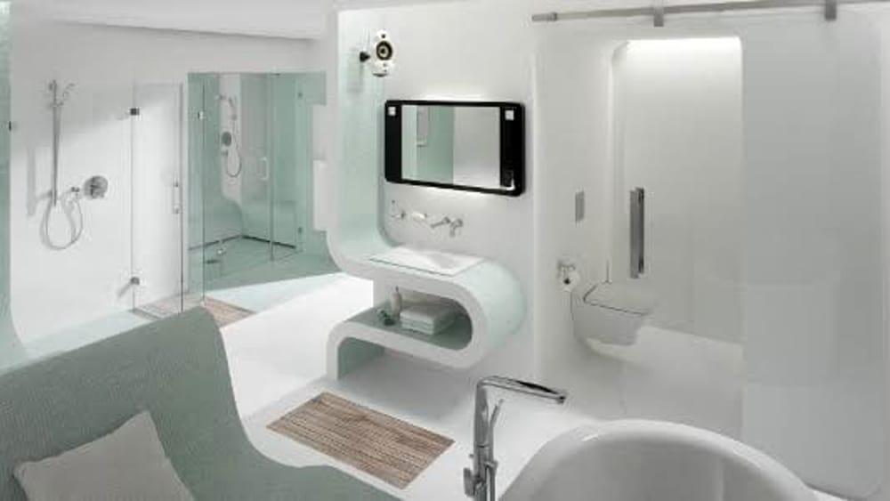 Innovazione fa rima con benessere ed ecologia il bagno del futuro made in sicily - Bagno del futuro ...