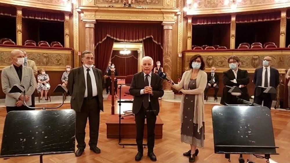 Dopo il lockdown si rianimano i palcoscenici: il Teatro Massimo riparte