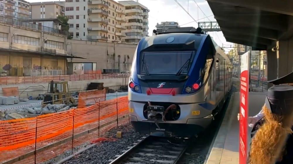 Inaugurato il treno diretto Cefalù-Punta Raisi: