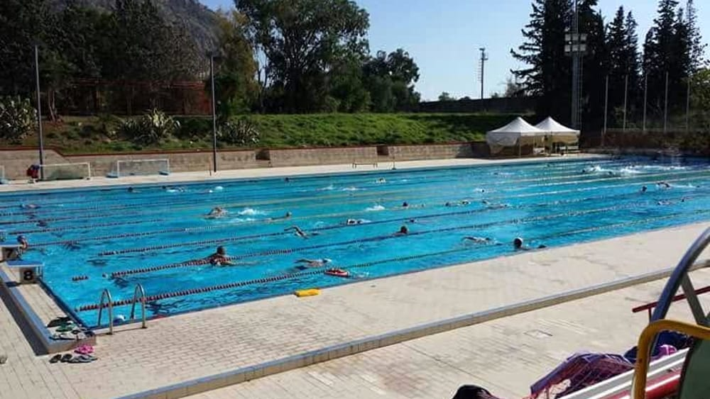 Riapre la vasca esterna della piscina comunale arcuri tempi rispettati - Piscina chiusa sclafani ...