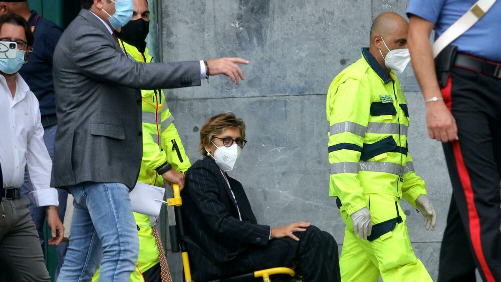 """Salvini: """"Giulia Bongiorno in sedia a rotelle, colpita da ..."""