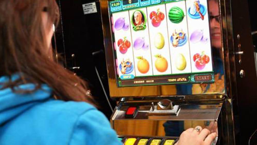 Ordinanza slot machine