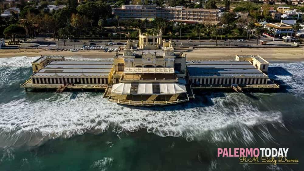 Il maltempo bussa di nuovo: diramata allerta meteo gialla a Palermo