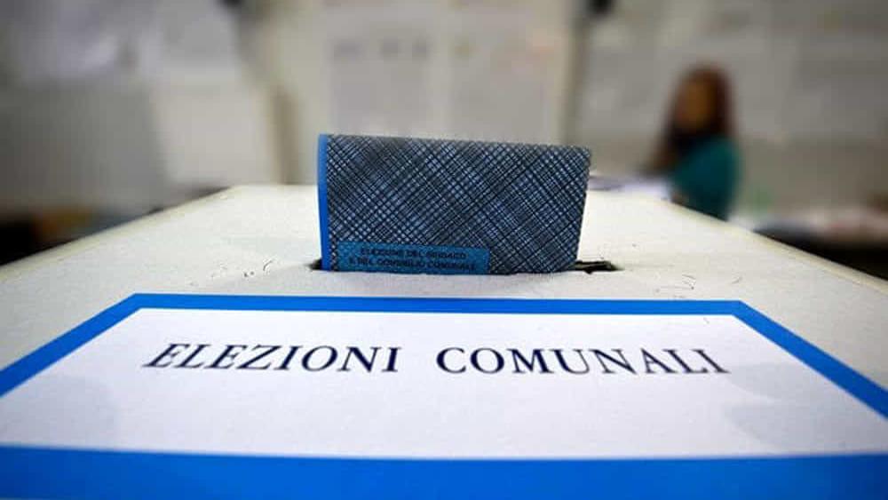 Elezioni comunali in due