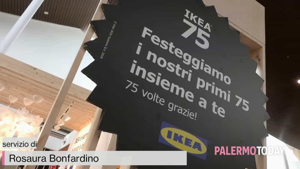 Ikea Sbarca Anche A Palermo Il Colosso Del Mobile Fai Da Te Trova