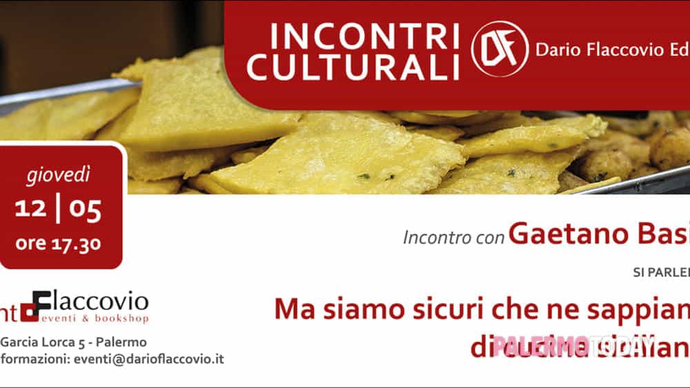Incontro sulla cucina siciliana con gaetano basile al - Tema sulla cucina ...