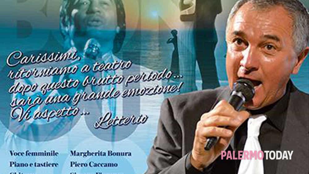Una serata con Fred Bongusto, il concerto tributo al Teatro Vito Zappalà