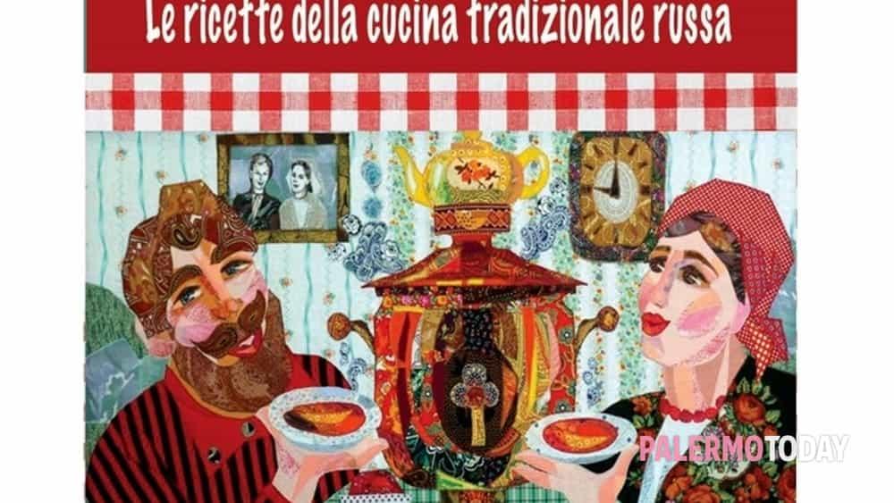 La cucina russa in un libro e in un piatto, presentazione al Mix Markt