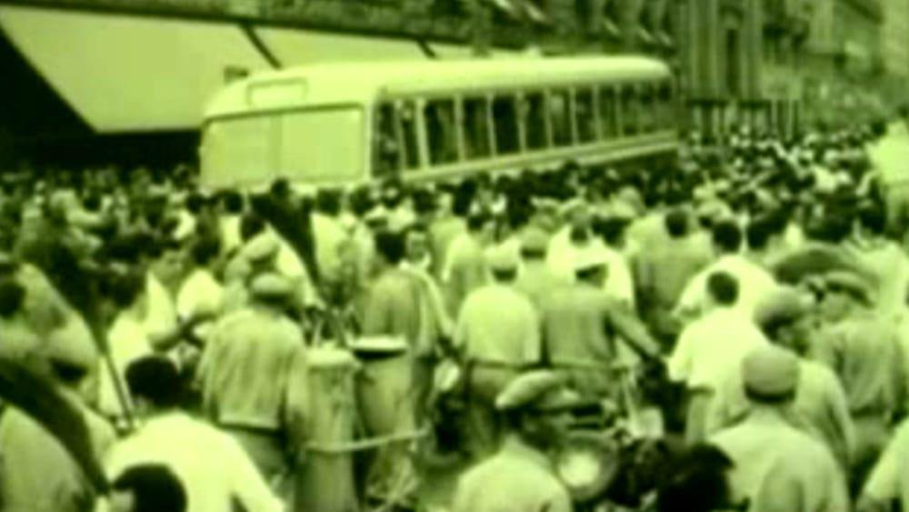 Sessanta anni fa la strage di via Maqueda, Orlando: