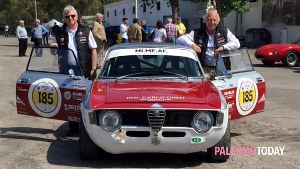 Targa Florio Historic Speed L 39 Auto Del Principato Di Monaco