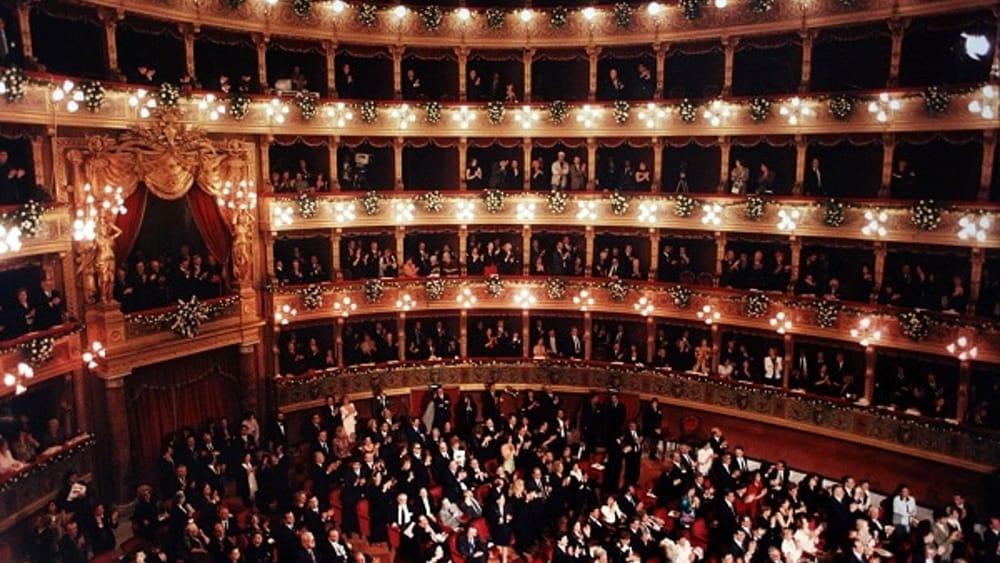 Concerto di capodanno al teatro massimo 1 gennaio 2018 for Interno 2 saluzzo capodanno