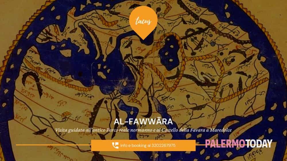 Al-fawwāra, visita guidata all'antico parco normanno e al castello di Maredolce