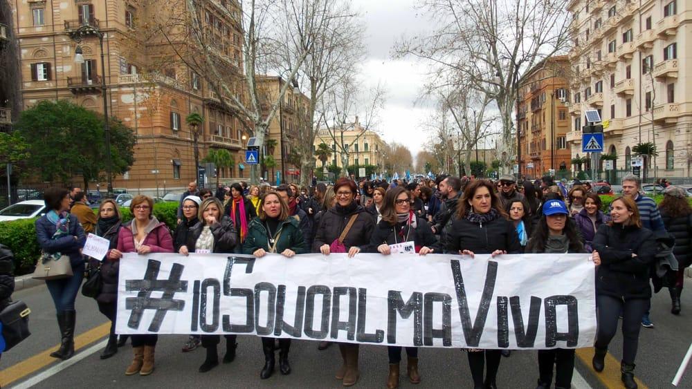 Almaviva Palermo, Mise blocca i trasferimenti$