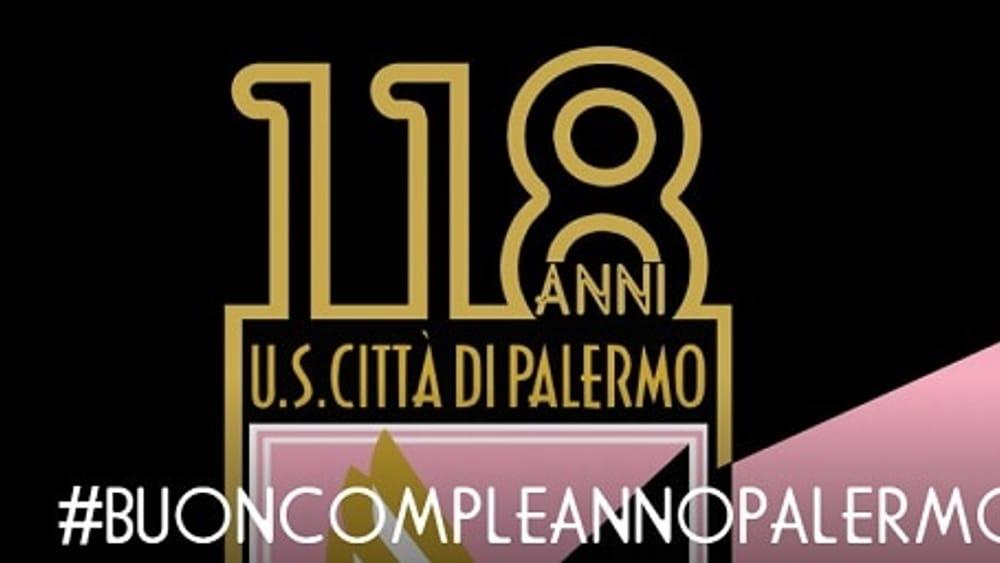 Buon Natale 118.Buon Compleanno Palermo Il Club Rosanero Spegne 118 Candeline